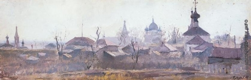 Тутунов С. А. Суздаль