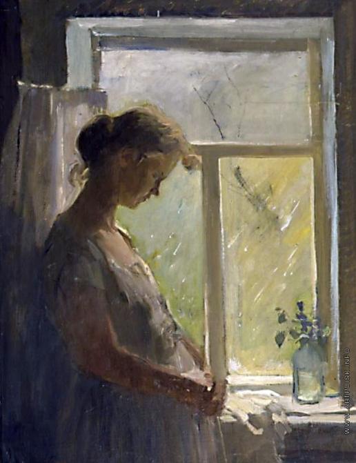 Тутунов С. А. У окна