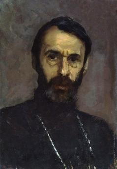Тутунов С. А. Автопортрет