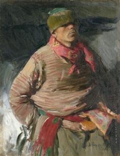 Архипов А. Е. Рязанский ямщик