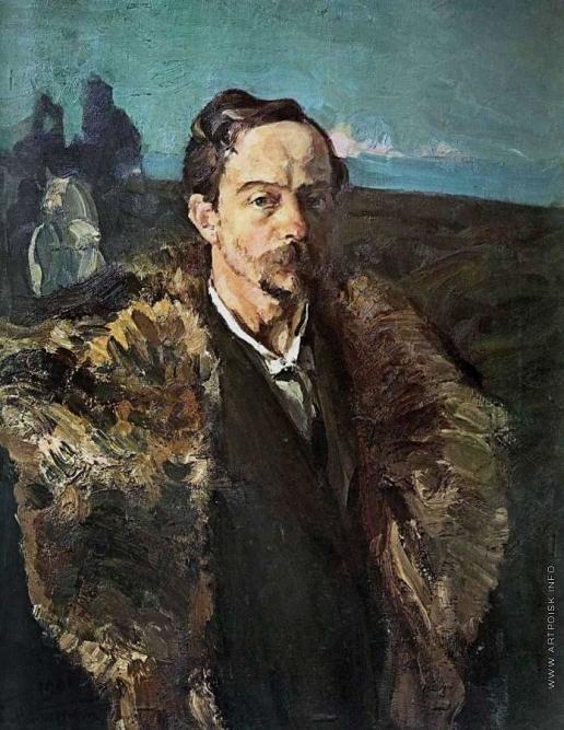 Малютин С. В. Автопортрет