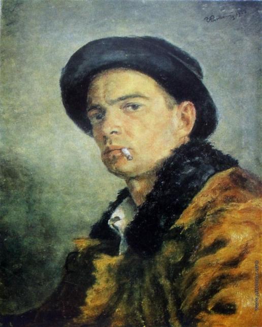 Ряжский Г. Г. Автопортрет