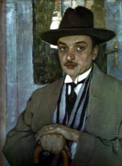 Киселева Е. А. Портрет А.Д. Билимовича