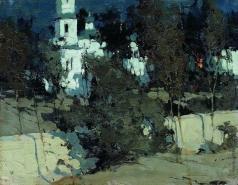 Колесников С. Ф. Лунная ночь