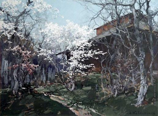Колесников С. Ф. Весна