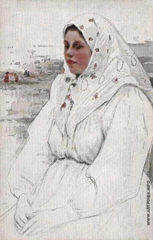 Бучкури А. А. Настя. Кострома