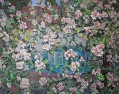 Яблоков Р. А. Цветут сады