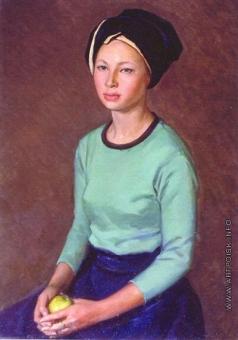 Манухин Я. Н. Портрет