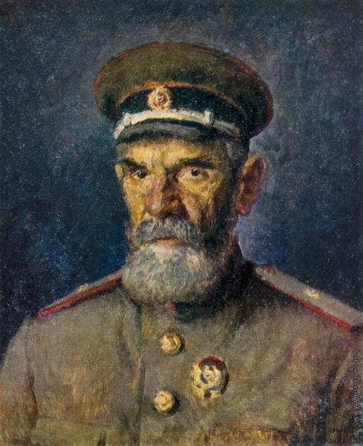 Машков И. И. Портрет генерал-майора медицинской службы А.Р.Злобина