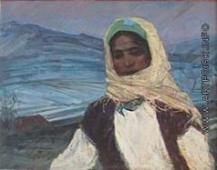 Абдуллаев М. Г. Девушка из Карабаха
