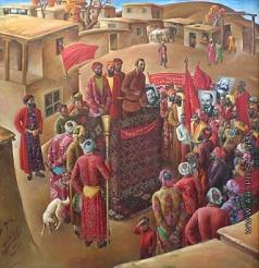 Абдурахманов М. А. Провозглашение Таджикской республики