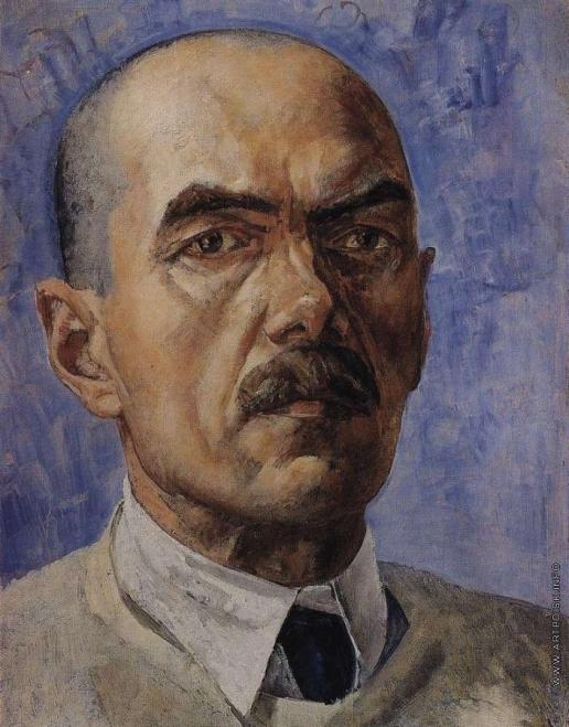 Петров-Водкин К. С. Автопортрет