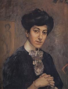 Петров-Водкин К. С. Портрет жены художника