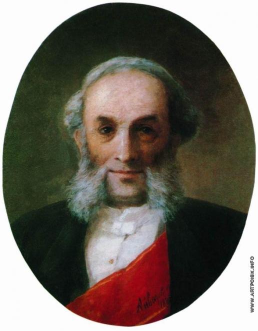 Айвазовский И. К. Автопортрет