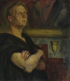 Анисфельд Б. И. Портрет Федора Шаляпина