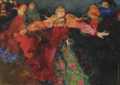 Малявин Ф. А. Танец