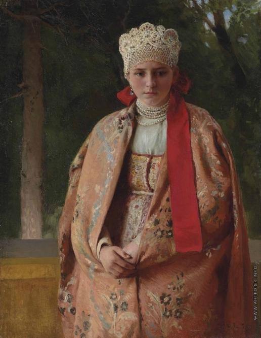 Лебедев К. В. Боярыня