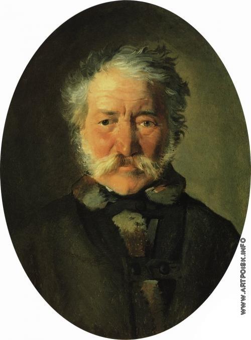 Ге Н. Н. Портрет И.П. Забелло