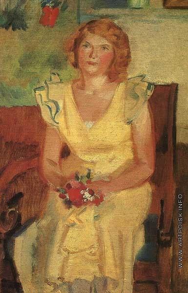 Тырса Н. А. Портрет Анны
