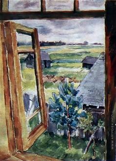 Тырса Н. А. Из окна. Кобрино