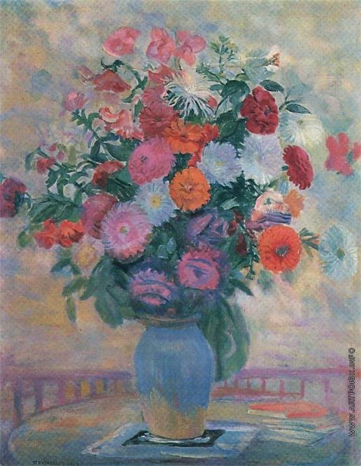 Кузнецов П. В. Букет цветов
