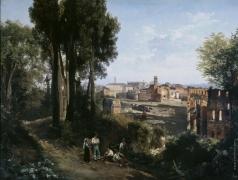 Щедрин С. Ф. Старый Рим