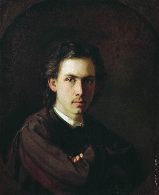 Крамской И. Н. Портрет Гаврилова