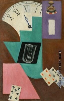 Розанова О. В. Часы и карты (Сон игрока)