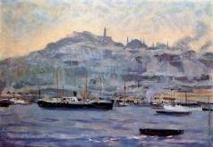 Герасимов С. В. Константинополь