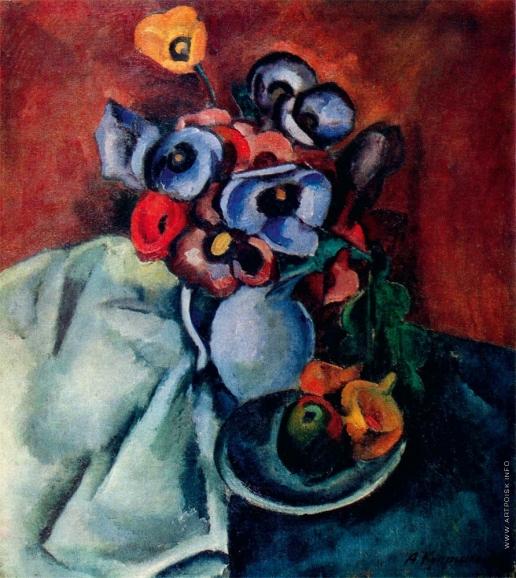 Куприн А. В. Натюрморт. Цветы