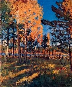 Туржанский Л. В. Золотая осень