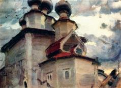 Архипов А. Е. Купола