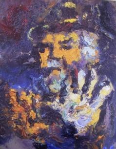 Бух А. Ф. Портрет