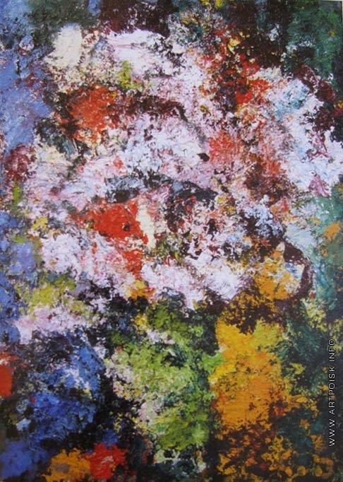 Бух А. Ф. Цветы