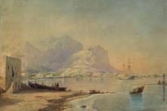 Айвазовский И. К. В гавани
