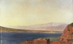 Ге Н. Н. Залив Вико близ Неаполя