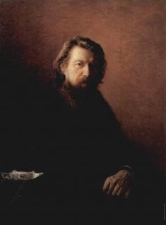 Ге Н. Н. Портрет А.А. Потехина