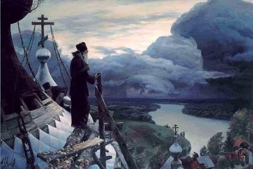 Киселев К. В. «Ноев ковчег». Возрождение монастыря