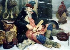 Киселев К. В. Снег пошел