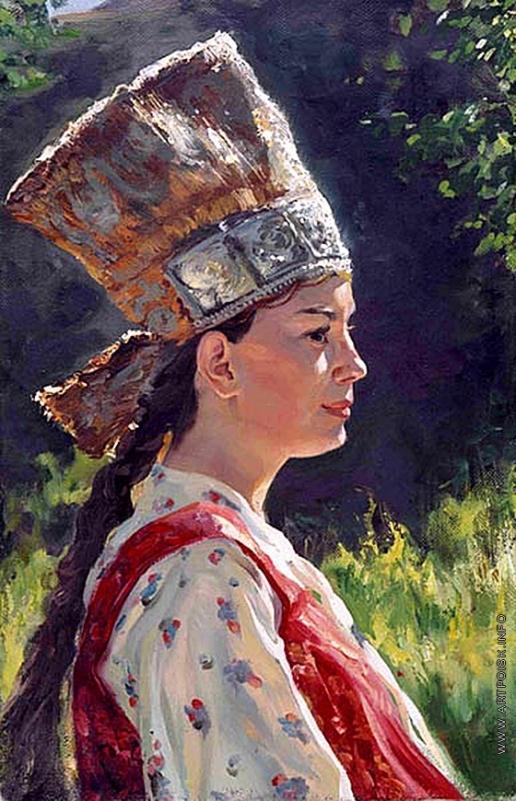 Киселев К. В. Русская Нифертити