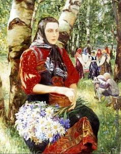 Киселев К. В. В лесу