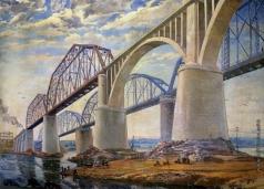 Лехт Ф. К. Мосты