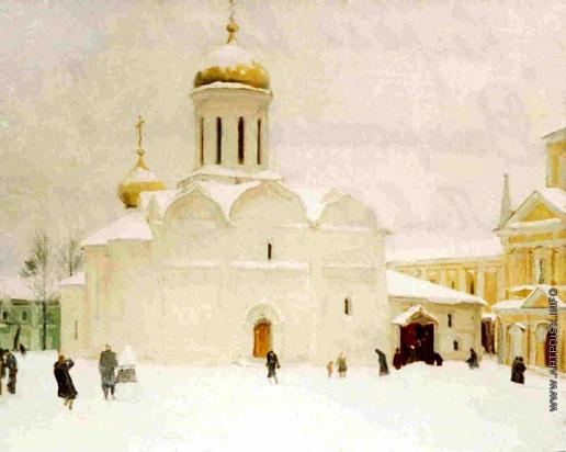 Киселев К. В. Храм