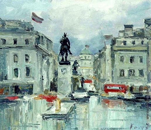 Киселев К. В. Лондон