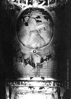 Лехт Ф. К. Ваза в подарок И.В. Сталину к его 70-летию