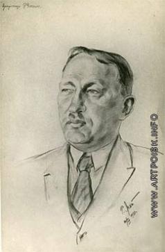 Лехт Ф. К. Профессор Фокин