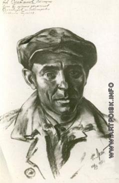 Лехт Ф. К. Бетонщик-ударник тов. Султанов