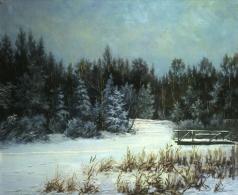 Козорезенко П. П. Зима