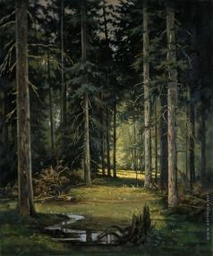 Козорезенко П. П. Сосновый лес
