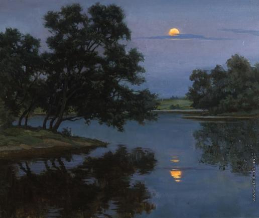 Козорезенко П. П. Лунная ночь
